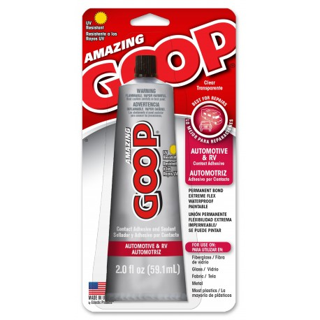 Shoe Goo - Amazing Goop - Colle noire 59.1 ml