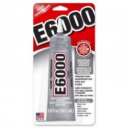 E6000 - Colle transparente 59.1 ml