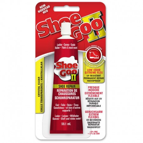 Shoe Goo II - Colle transparente 59.1 ml